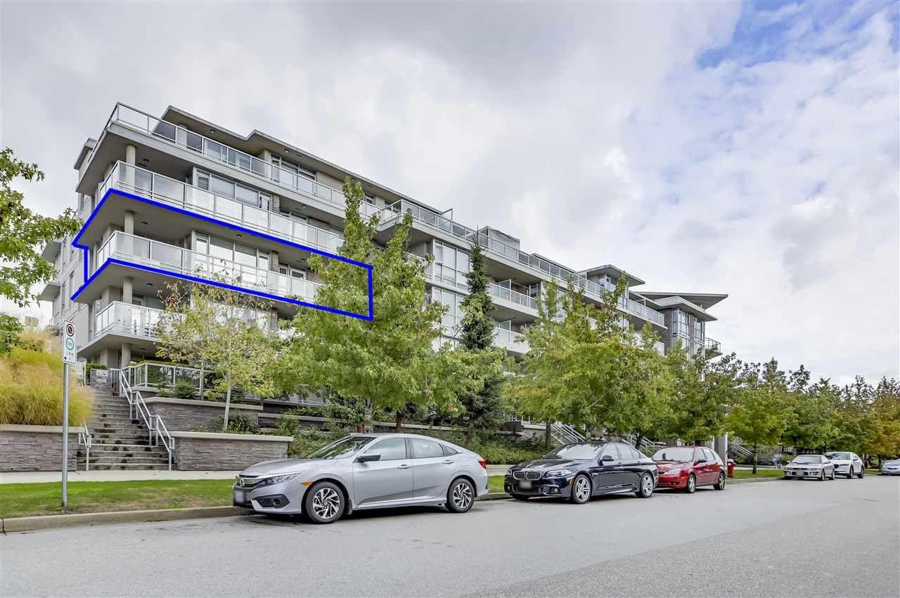Main Photo: 321 9373 HEMLOCK Drive in Richmond: McLennan North Condo for sale : MLS®# R2292444