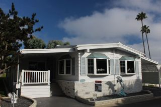 Photo 1: CARLSBAD SOUTH Manufactured Home for sale : 3 bedrooms : 7212 San Lucas #193 in Carlsbad