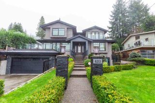 Main Photo: 420 CRESTWOOD Avenue in North Vancouver: Upper Delbrook House for sale : MLS®# R2533468
