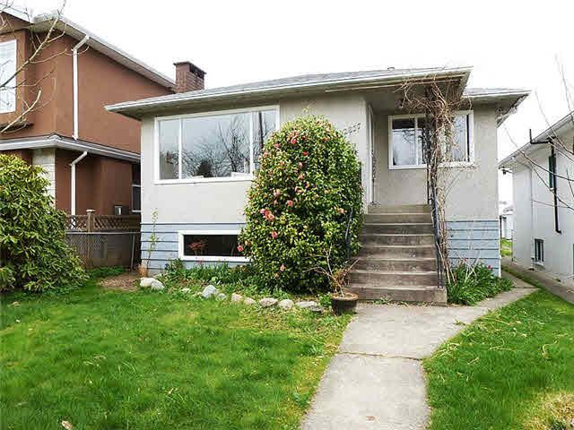 Main Photo: 2837 E 25TH AVENUE in : Renfrew Heights House for sale : MLS®# V999757