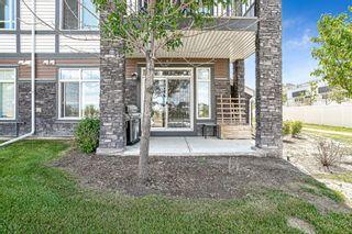 Photo 2: 112 6603 New Brighton Avenue SE in Calgary: New Brighton Apartment for sale : MLS®# A1122617