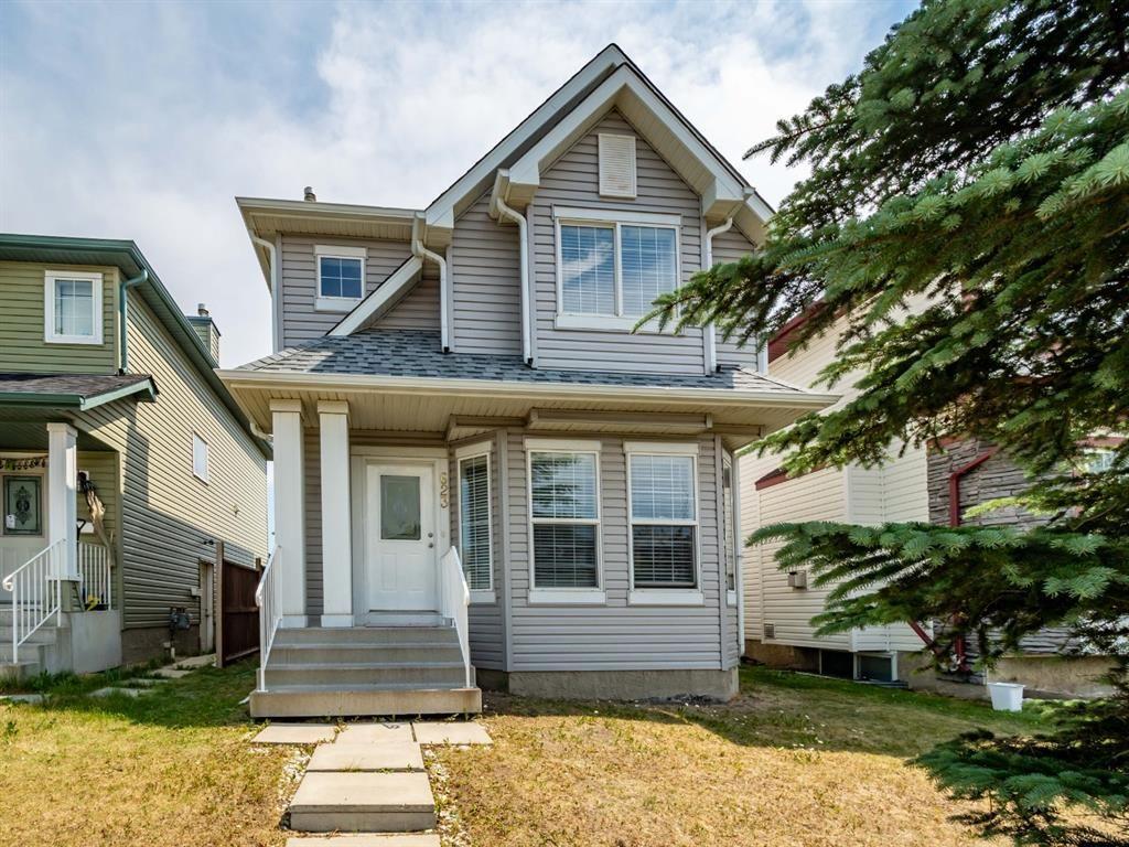 Main Photo: 623 Taradale Drive NE in Calgary: Taradale Detached for sale : MLS®# A1127134