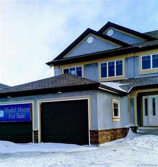 Photo 1: 55 SPILLETT Cove in Winnipeg: Charleswood Residential for sale (1H)  : MLS®# 1800538