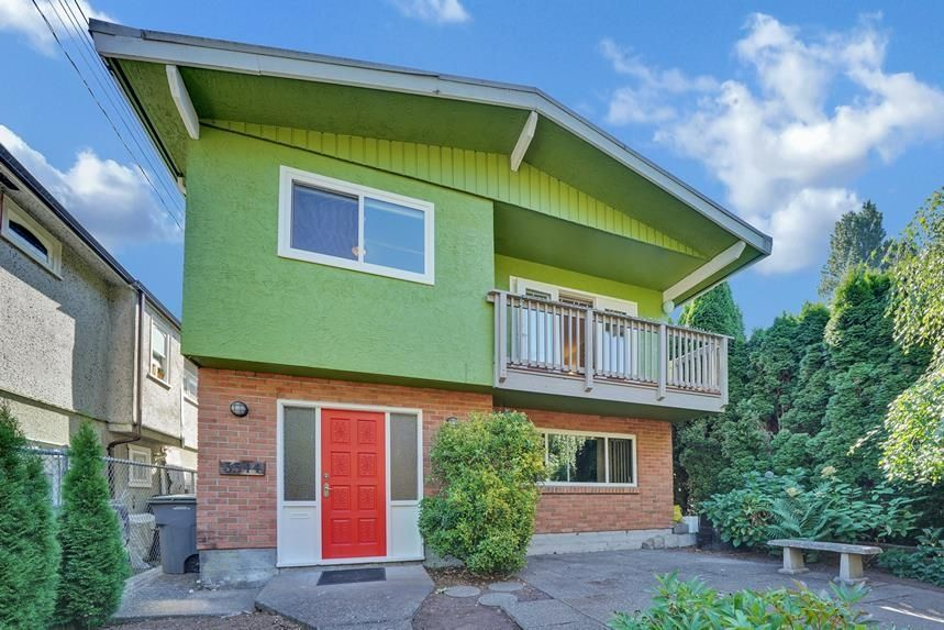 Main Photo: 3544 MARSHALL Street in Vancouver: Grandview Woodland House for sale (Vancouver East)  : MLS®# R2613906
