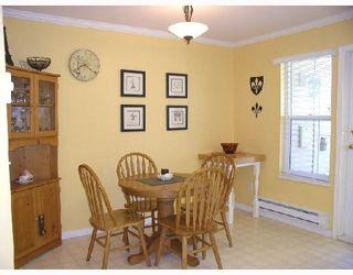 "Photo 4: 22 23575 119TH Avenue in Maple_Ridge: Cottonwood MR Townhouse for sale in ""HOLLYHOCK"" (Maple Ridge)  : MLS®# V698314"