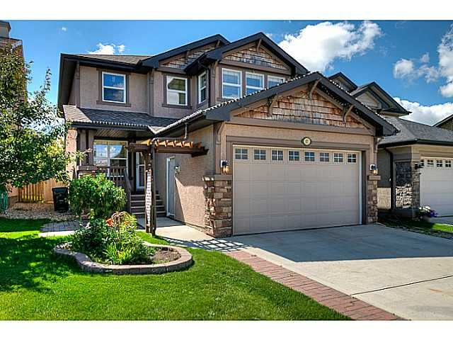 Main Photo: 7 EVERWILLOW Park SW in CALGARY: Evergreen Residential Detached Single Family for sale (Calgary)  : MLS®# C3580159