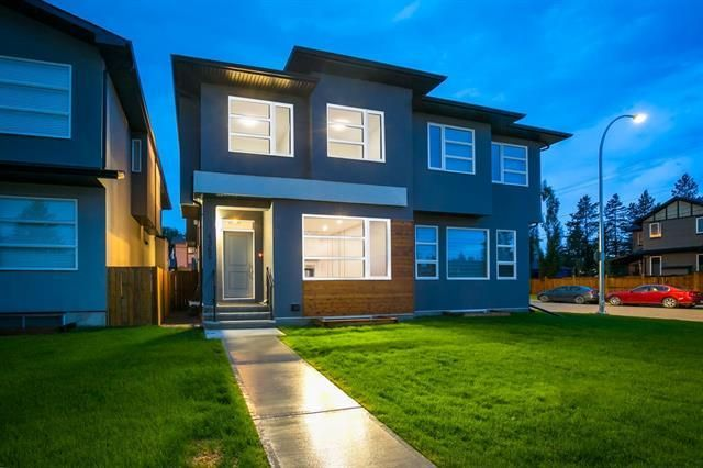 Main Photo: 4365 72 Street NW in Calgary: Bowness Semi Detached for sale : MLS®# C4302489