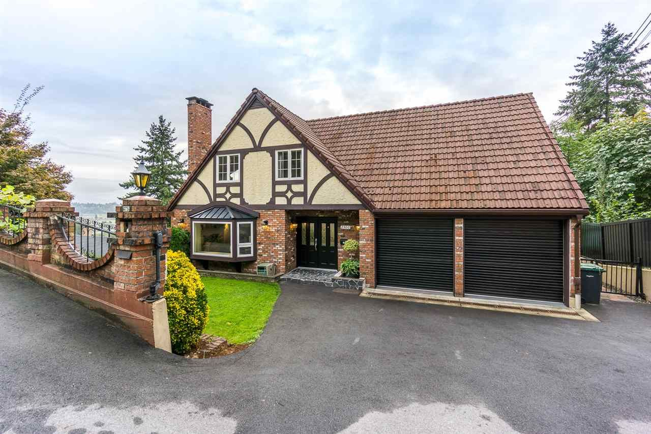 Main Photo: 2300 DAWES HILL ROAD in Coquitlam: Cape Horn House for sale : MLS®# R2213452