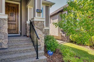 Photo 4: 670 CRANSTON Avenue SE in Calgary: Cranston Semi Detached for sale : MLS®# C4262259
