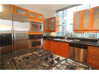 """Photo 7: 1004 1228 W HASTINGS Street in Vancouver: Coal Harbour Condo for sale in """"THE PALLADIO"""" (Vancouver West)  : MLS®# V1047777"""