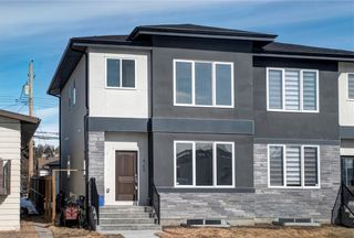 Photo 3: 7940 46 Avenue NW in Calgary: Bowness Semi Detached for sale : MLS®# C4306157