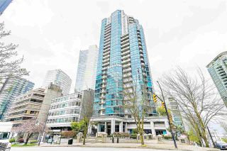 Main Photo: 301 1415 W GEORGIA Street in Vancouver: Coal Harbour Condo for sale (Vancouver West)  : MLS®# R2618340