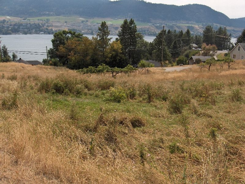Main Photo: Lot A, Westside Road, Fintry, Kelowna, B.C. in Fintry: Land for sale : MLS®# 9149203