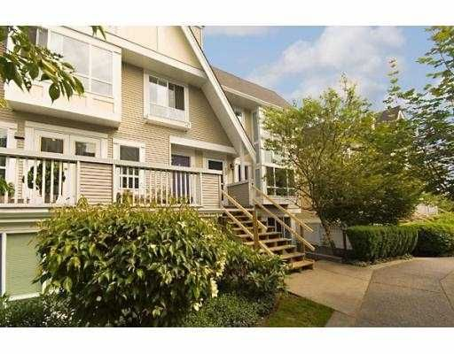 """Main Photo: 34 6588 SOUTHOAKS Crescent in Burnaby: Middlegate BS Townhouse for sale in """"TUDOR GROVE"""" (Burnaby South)  : MLS®# V666740"""