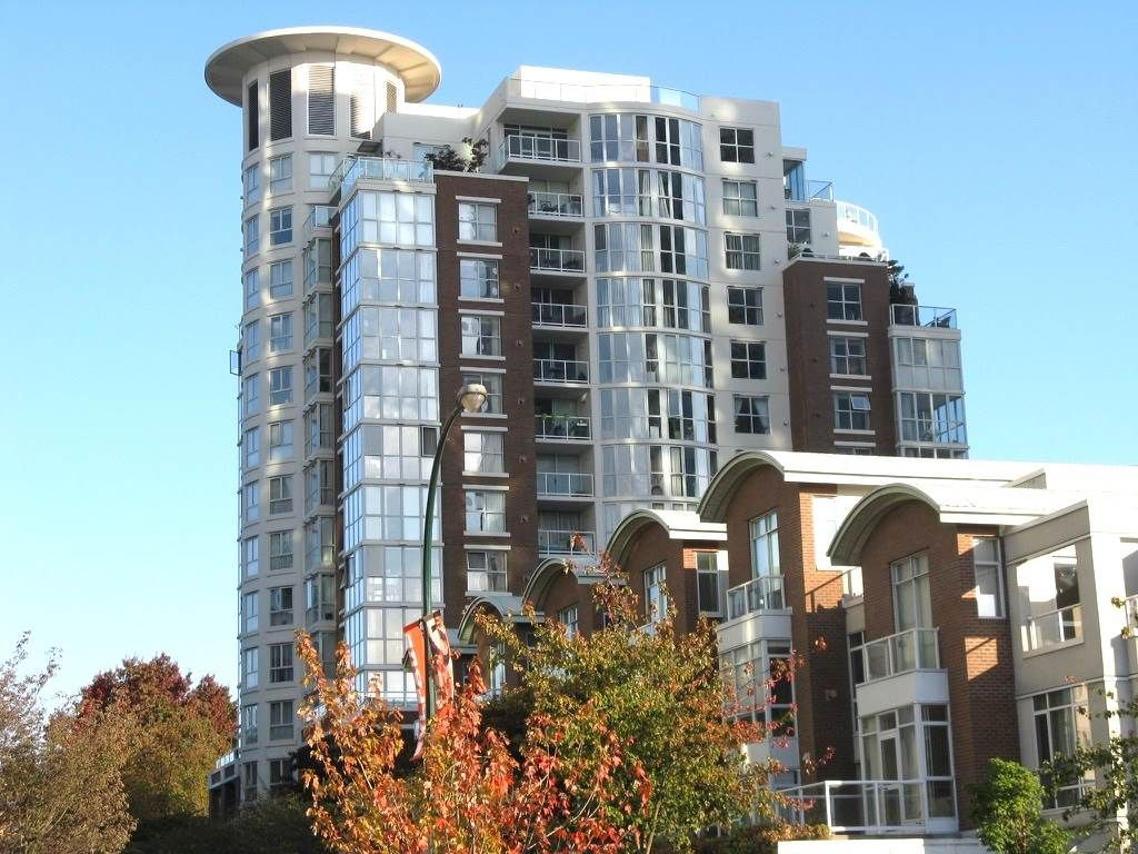Main Photo: 506 1255 MAIN STREET in Vancouver: Mount Pleasant VE Condo for sale (Vancouver East)  : MLS®# R2009306