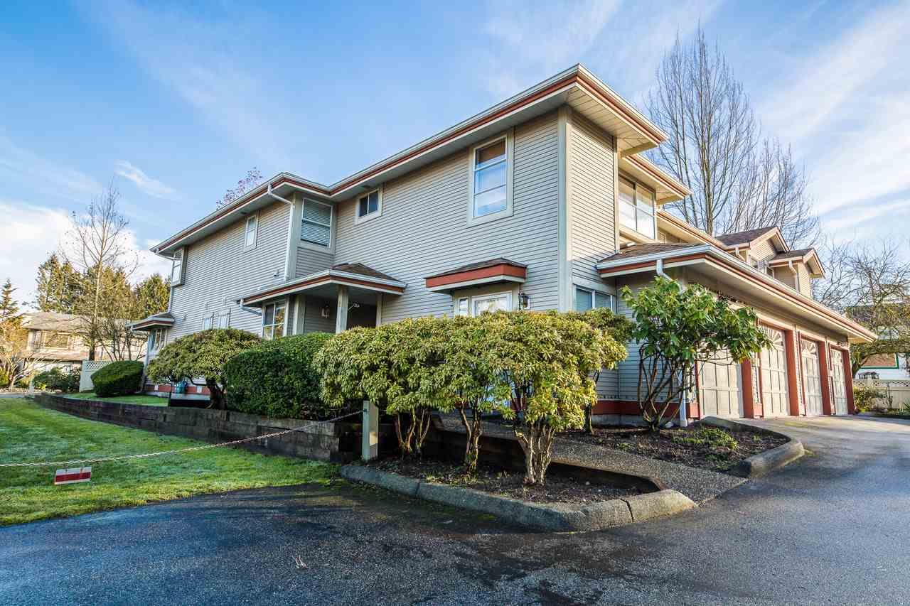 Main Photo: 7 12071 232B STREET in Maple Ridge: East Central Townhouse for sale : MLS®# R2232376