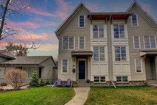 Photo 1: 61 Moncton Road NE in Calgary: Winston Heights/Mountview Semi Detached for sale : MLS®# A1105916