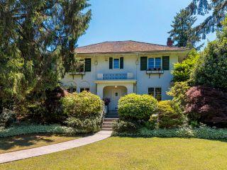 "Main Photo: 1526 BALFOUR Avenue in Vancouver: Shaughnessy House for sale in ""Shaughnessy"" (Vancouver West)  : MLS®# R2617769"