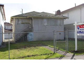 """Photo 3: 4864 INVERNESS Street in Vancouver: Knight House for sale in """"Knight"""" (Vancouver East)  : MLS®# V1053162"""