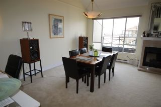 """Photo 7: 409 3 RENAISSANCE Square in New Westminster: Quay Condo for sale in """"THE LIDO"""" : MLS®# R2148521"""