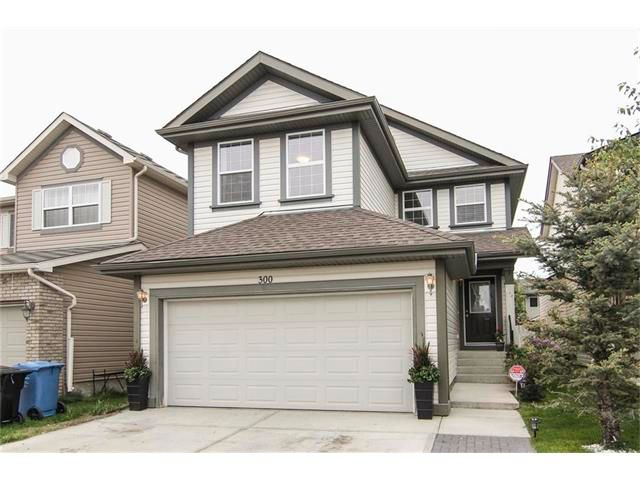 Main Photo: 300 EVERGLEN Way SW in Calgary: Evergreen House for sale : MLS®# C4065702