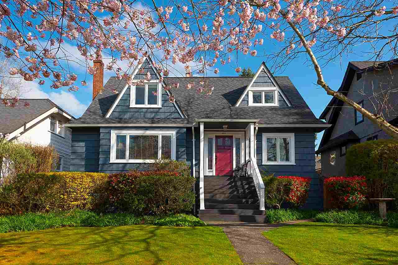 Main Photo: 3435 W 38TH Avenue in Vancouver: Dunbar House for sale (Vancouver West)  : MLS®# R2564591