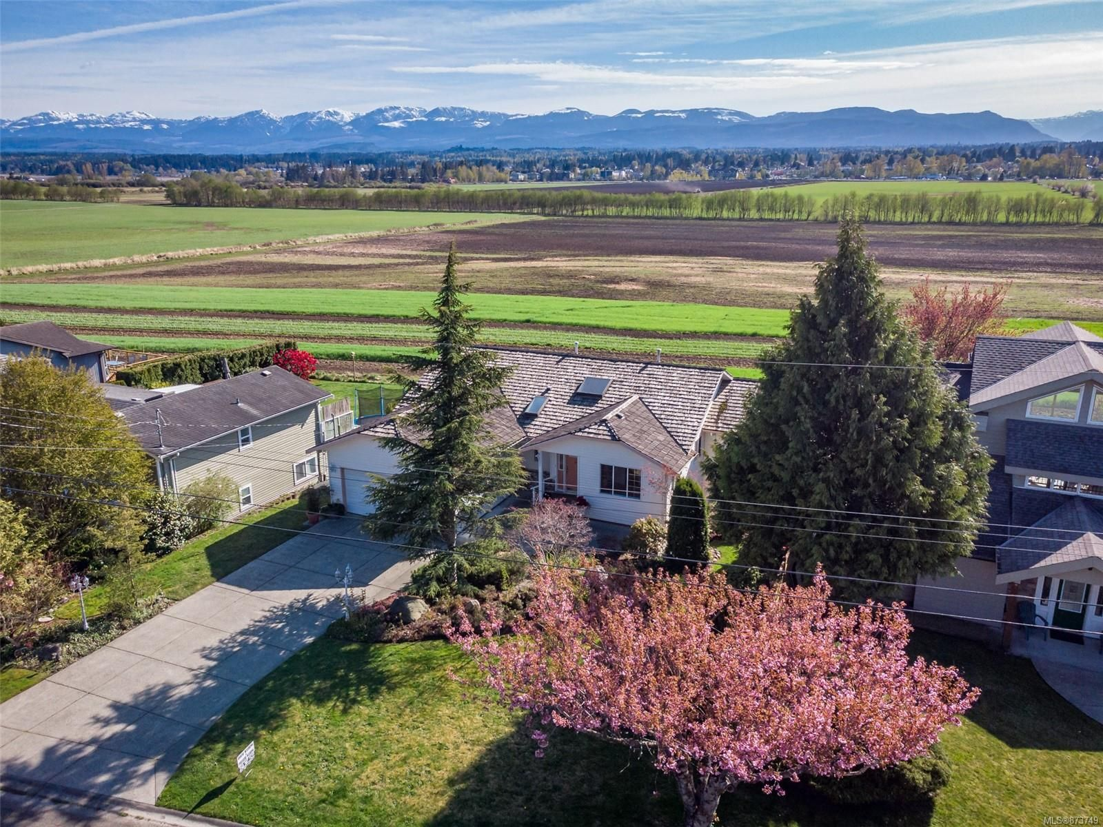 Main Photo: 1381 Williams Rd in : CV Courtenay East House for sale (Comox Valley)  : MLS®# 873749