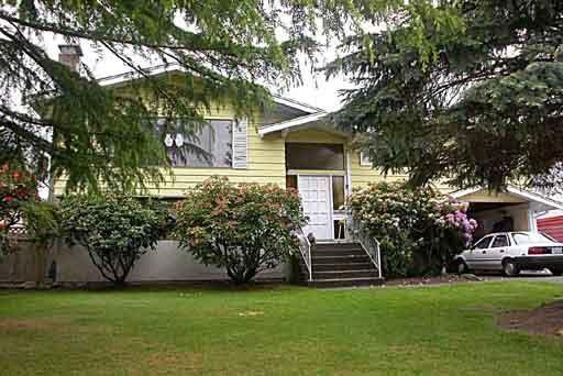 Main Photo: 6331 RIVERDALE DRIVE in Richmond: Riverdale RI House for sale ()  : MLS®# V394791
