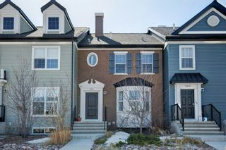 Main Photo: 296 Chaparral Valley Square SE in Calgary: Chaparral Row/Townhouse for sale : MLS®# A1095831