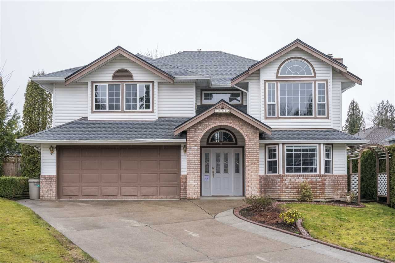"""Main Photo: 35286 BELANGER Drive in Abbotsford: Abbotsford East House for sale in """"HOLLYHOCK RIDGE"""" : MLS®# R2534545"""