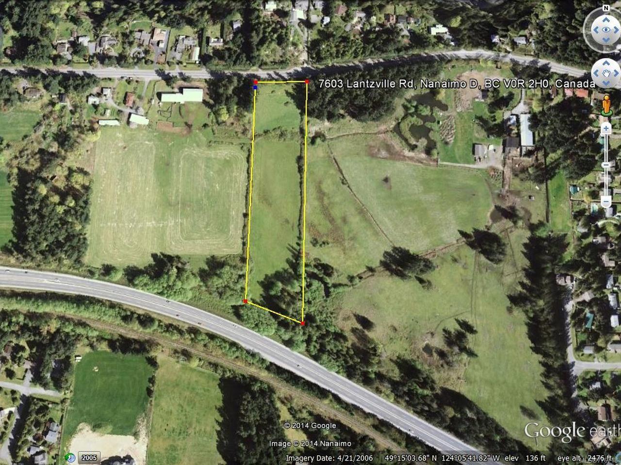 Main Photo:  in LANTZVILLE: Na Lower Lantzville Land for sale (Nanaimo)  : MLS®# 776718