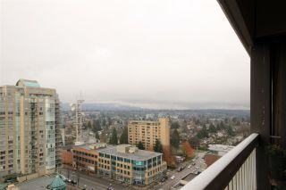 """Photo 8: 1803 615 BELMONT Street in New Westminster: Uptown NW Condo for sale in """"BELMONT TOWERS"""" : MLS®# R2123031"""