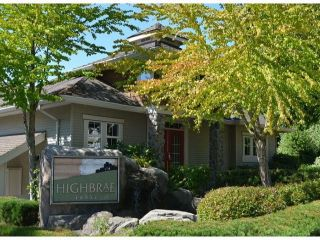 """Photo 1: 11 14952 58TH Avenue in Surrey: Sullivan Station Townhouse for sale in """"HIGHBRAE"""" : MLS®# F1318700"""