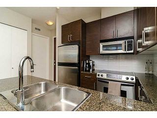 """Photo 4: 1005 2355 MADISON Avenue in Burnaby: Brentwood Park Condo for sale in """"ONE MADISON AVE"""" (Burnaby North)  : MLS®# V1006263"""