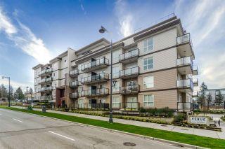 """Photo 1: 416 13768 108 Avenue in Surrey: Whalley Condo for sale in """"Venue"""" (North Surrey)  : MLS®# R2508646"""