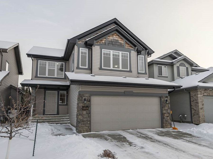 Main Photo: 1315 MALONE Place in Edmonton: Zone 14 House for sale : MLS®# E4228514