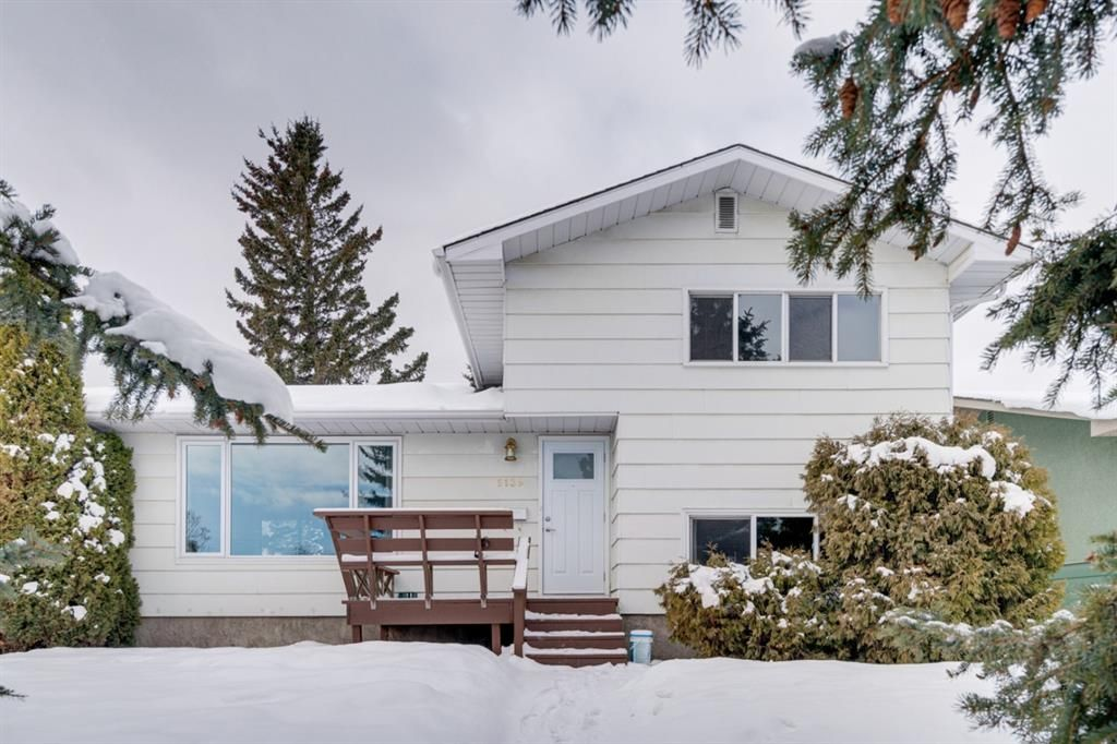Amazing 4-level split home located on a 6,081 sqft lot with legal basement suite.
