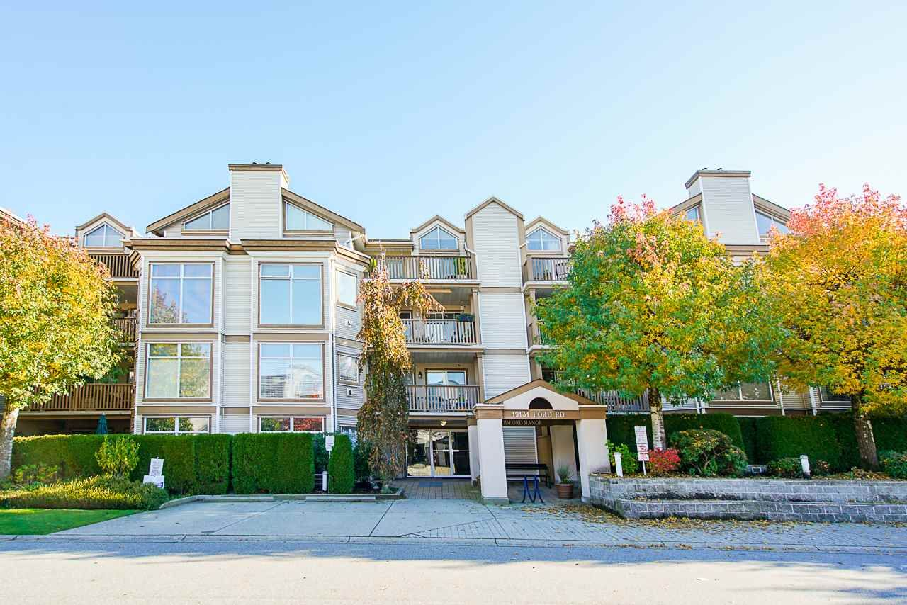 """Main Photo: 304 19131 FORD Road in Pitt Meadows: Central Meadows Condo for sale in """"WOODFORD MANOR"""" : MLS®# R2514716"""