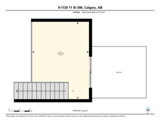 Photo 30: 9 1720 11 Street SW in Calgary: Lower Mount Royal Row/Townhouse for sale : MLS®# A1140590