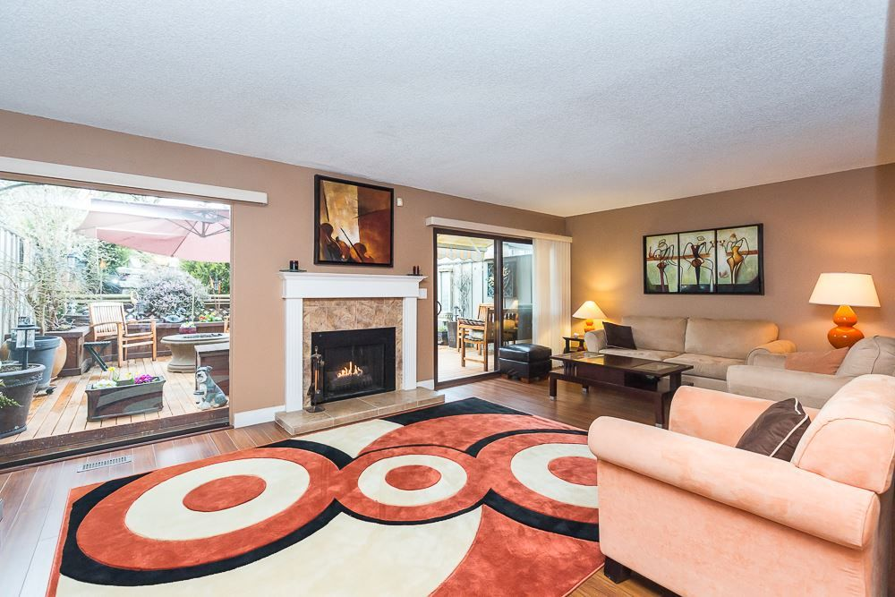 """Main Photo: 1 3150 E 58TH Avenue in Vancouver: Champlain Heights Townhouse for sale in """"HIGHGATE"""" (Vancouver East)  : MLS®# R2142196"""