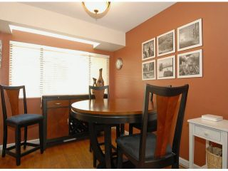 """Photo 6: 103 1770 128TH Street in Surrey: Crescent Bch Ocean Pk. Townhouse for sale in """"Palisades"""" (South Surrey White Rock)  : MLS®# F1302652"""