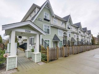 """Photo 1: 120 7250 18TH Avenue in Burnaby: Edmonds BE Townhouse for sale in """"IVORY MEWS"""" (Burnaby East)  : MLS®# R2360183"""