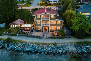 Photo 1: 546 MARINE Drive in Gibsons: Gibsons & Area House for sale (Sunshine Coast)  : MLS®# R2535740