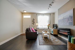 Photo 3: 8 3395 GALLOWAY Avenue in Coquitlam: Burke Mountain Townhouse for sale : MLS®# R2444614