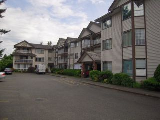 "Photo 1: 310 32145 OLD YALE Road in Abbotsford: Abbotsford West Condo for sale in ""Cypress Park"" : MLS®# F1400189"