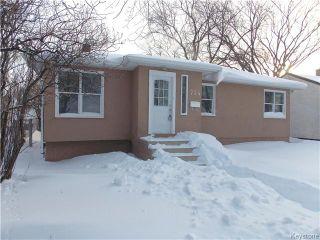 Photo 1: 734 Beaverbrook Street in Winnipeg: River Heights Residential for sale (1D)  : MLS®# 1700032