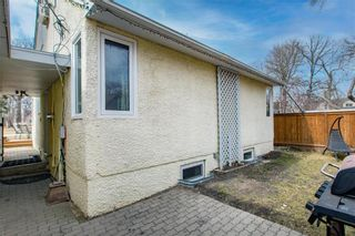 Photo 40: 861 Kildonan Drive in Winnipeg: Fraser's Grove Residential for sale (3C)  : MLS®# 202106904