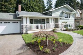 """Main Photo: 3545 WELLINGTON Crescent in North Vancouver: Edgemont House for sale in """"Edgemont"""" : MLS®# R2620411"""