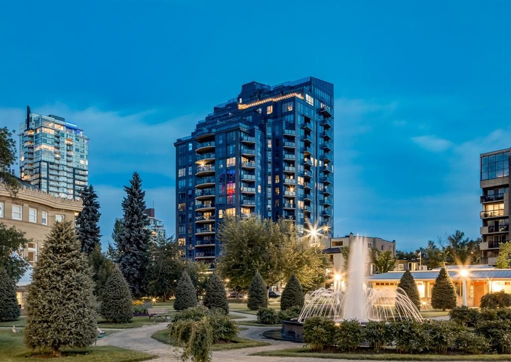 Main Photo: 410 303 13 Avenue SW in Calgary: Beltline Apartment for sale : MLS®# A1142605