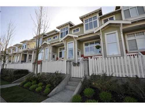 Main Photo: 11 12333 ENGLISH Ave in Richmond: Steveston South Home for sale ()  : MLS®# V882125